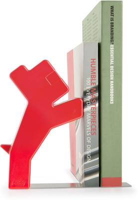 Buddy Bookend - Black or Red image 2