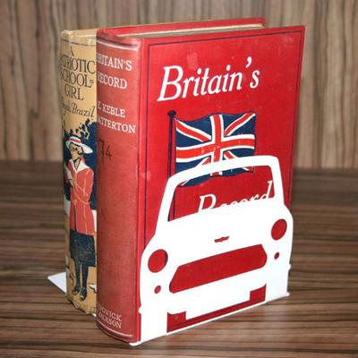 Mini Car Bookend [D]