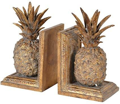 Two Pineapple Bookends image 2