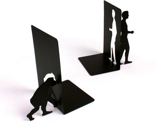 Evolution Book Ends - Black image 2