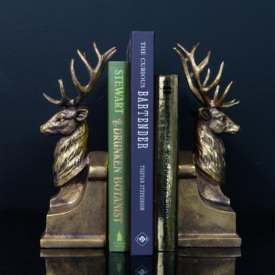 Pair of Stags Bookends image 5