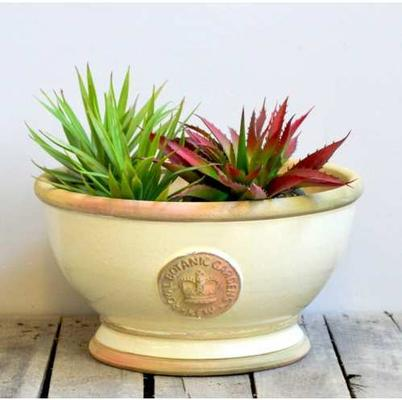Kew Royal Botanic Gardens Bowl - Ivory Large