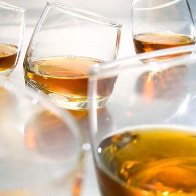 Sagaform Rocking Whiskey Glasses image 3