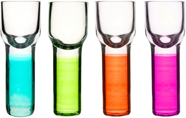 Sagaform Club Schnapps Glasses (Set of 4)