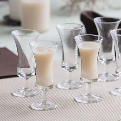 Set Of 6 Sherry Glasses 50ml