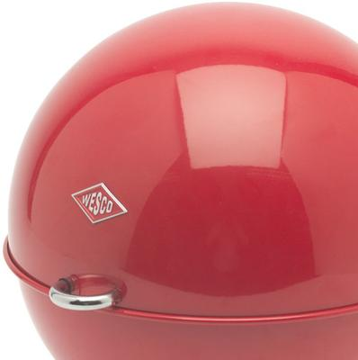 Wesco Superball Bread Bin - Red image 2