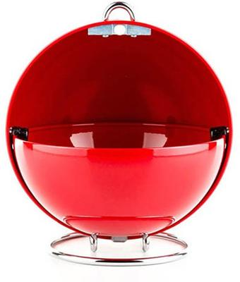 Wesco Superball Bread Bin - Red image 3