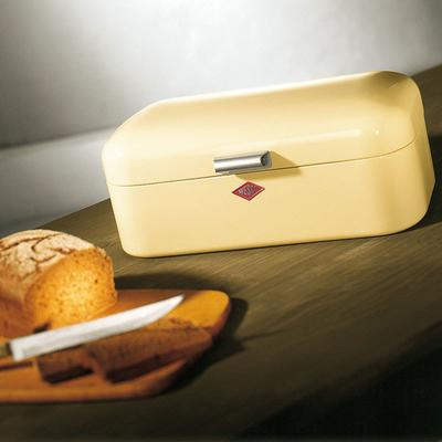 Wesco Grandy Bread Bin - New Silver image 2