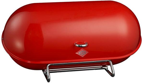 Wesco Breadboy Red Breadbin