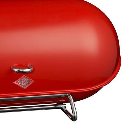 Wesco Breadboy Red Breadbin image 2