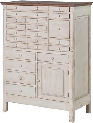 Wooden Multi-Drawer Cupboard