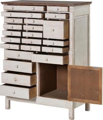 Wooden Multi-Drawer Cupboard image 3