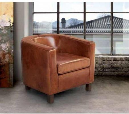 Havana modern club chair image 2