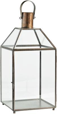 Industrial Lantern Danish with Carrying Handle