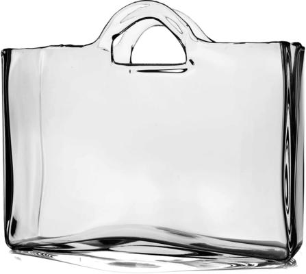 Artisan Glass Shopper Bag 23cm image 2