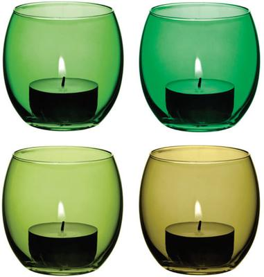 LSA Coro Tealight Holders - Leaf