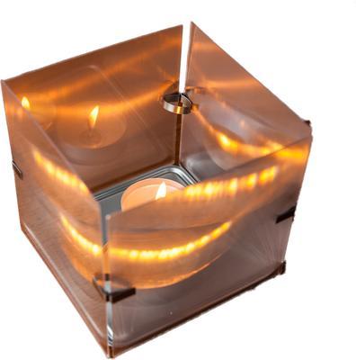 Innermost Shimmer Tea Light holder