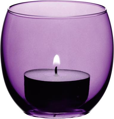 LSA Coro Tealight Holders - Berry image 2