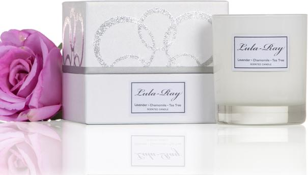 Luxury Scented Candle - Lavender - Chamomile - Tea Tree image 2