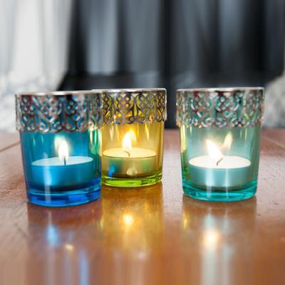 Present Time Moroccan Tea Light Set image 2