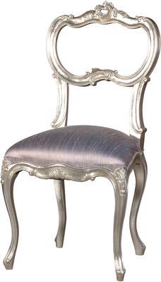 French Silk Chair