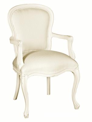 French Chateau Chair Shabby Chic