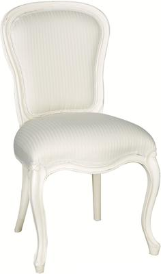 French Chateau Chair White