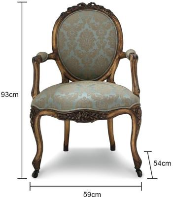 Louis Chair image 3