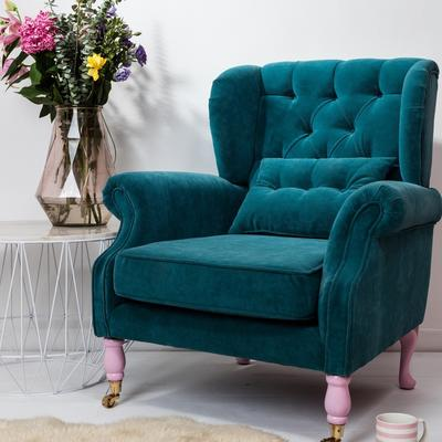 Wing Chair image 10