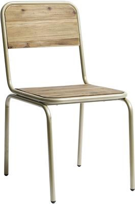 Recycled Wood Chair image 5