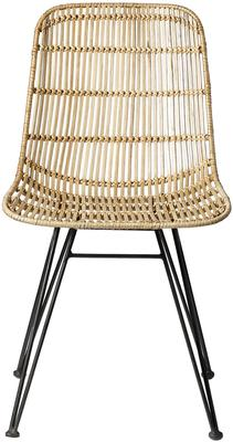 Bloomingville Natural Braided Rattan Chair image 2