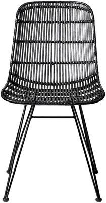 Bloomingville Natural Braided Rattan Chair image 5