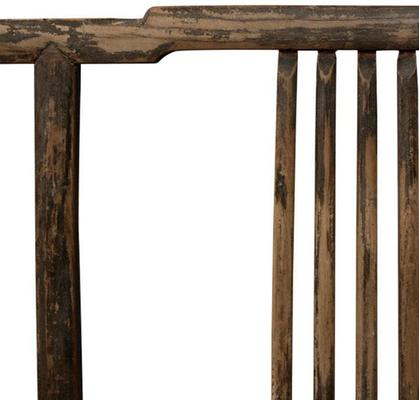 Pair of Antique Yoke Back Chairs image 4