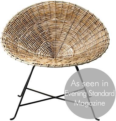Bloomingville Kubu Chair