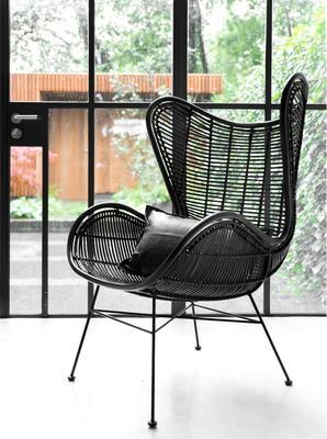 Rattan Egg Chair image 2
