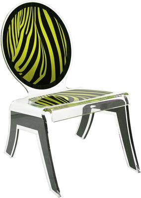 Acrylic Louis Relax Chair Quirky Design image 3