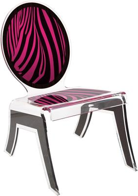 Acrylic Louis Relax Chair Quirky Design image 7