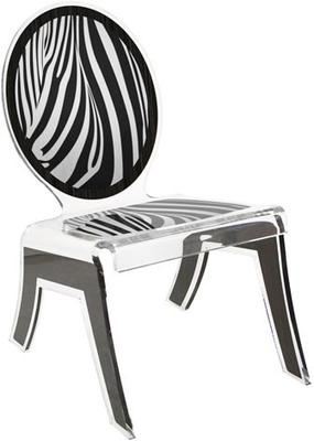 Acrylic Louis Relax Chair Quirky Design image 12