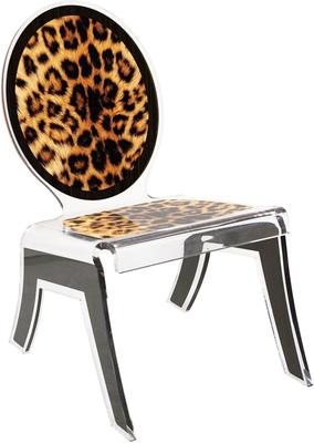 Acrylic Louis Relax Chair Quirky Design image 13