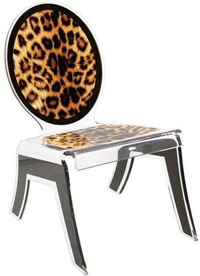 Acrylic Louis Relax Chair Quirky Design image 14