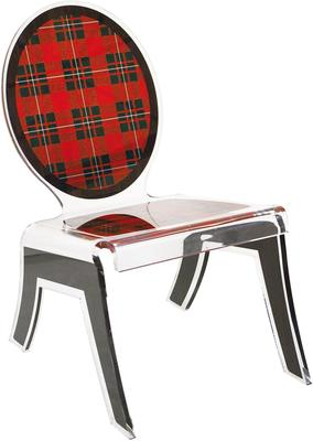 Acrylic Louis Relax Chair Quirky Design image 15
