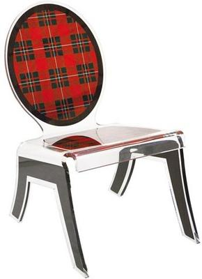 Acrylic Louis Relax Chair Quirky Design image 16