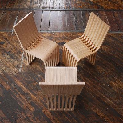 Graypants Slice Caf Chair Contemporary Design