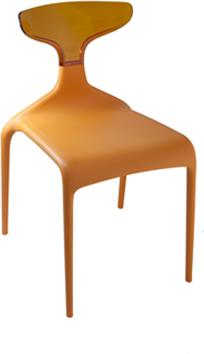 Punk Quirky Modern Chair  image 3