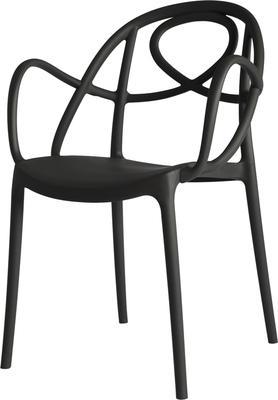 Etoile Contemporary Armchair Polypropylene image 2