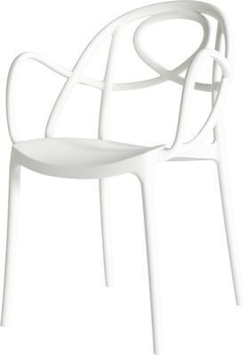 Etoile Contemporary Armchair Polypropylene image 3