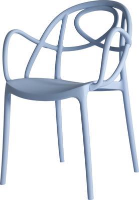 Etoile Contemporary Armchair Polypropylene image 4
