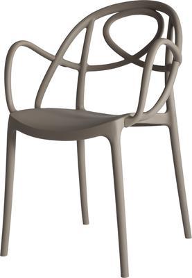 Etoile Contemporary Armchair Polypropylene image 6