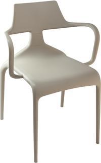 Shark Modern Stacking Chair image 3