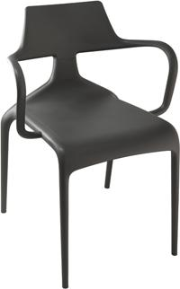 Shark Modern Stacking Chair image 6